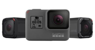 Экшн-камеры Hero 5 Black и Hero 5 Session от GoPro