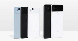 Google официально представил Pixel 2 и Pixel 2 XL